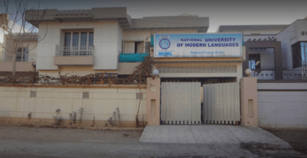 University of Modern Languages Quetta