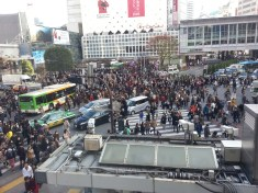 "Shibuya ""Time Square"""