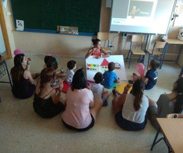 Escuela de Verano Autismo Jaén – Julio 2017 – 4