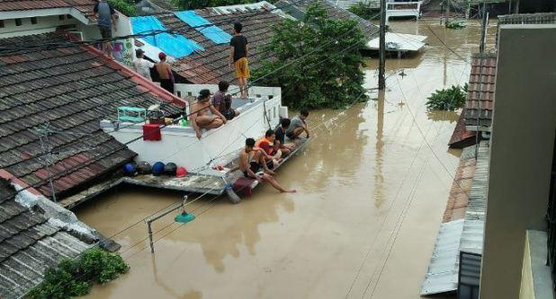 Banjir Jabodetabek 2020
