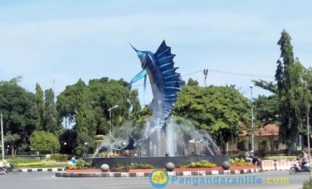 Ikan Marlin Pangandaran