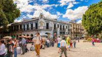 Kota Wisata Oaxaca Meksiko (Foto: Houstonia Magazine)