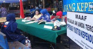 Operasi Simpatik Kependudukan Bandung
