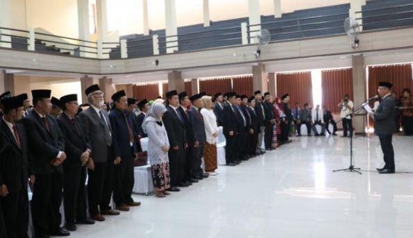 Pelantikan Pejabat UIN Bandung
