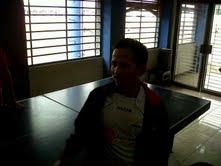 Pelatih Persib Djadjang Nurdjaman. (JABARTODAY/AVILA DWIPUTRA)