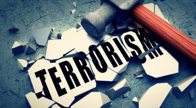 Polisi Geledah Mes Tersangka Teroris di Bandung