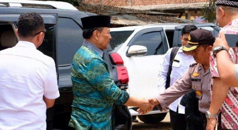 Menkopolhukam Wiranto Diserang oleh seorang pria di Pandeglang, Banten