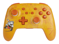 PowerA Cuphead Enhanced Wireless Controller for Nintendo Switch Review