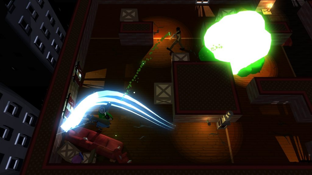 At Sundown: Shots In The Dark Nintendo Switch Review