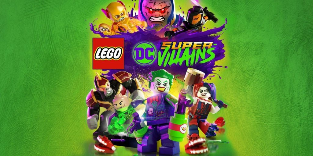 LEGO DC Super-Villains Nintendo Switch Review