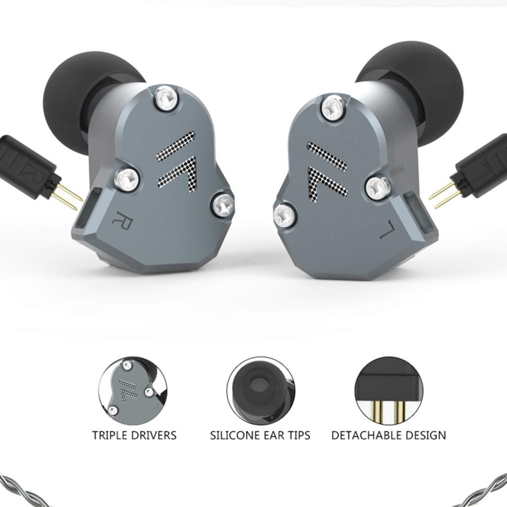 RevoNext QT2S In Ear Monitor Earbuds Review