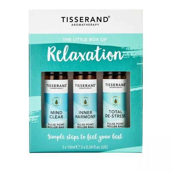 Tisserand Aromatherapy Little Box of Relaxation