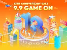 Are you ready to save? The 13th Anniversary Sale warmup begins!