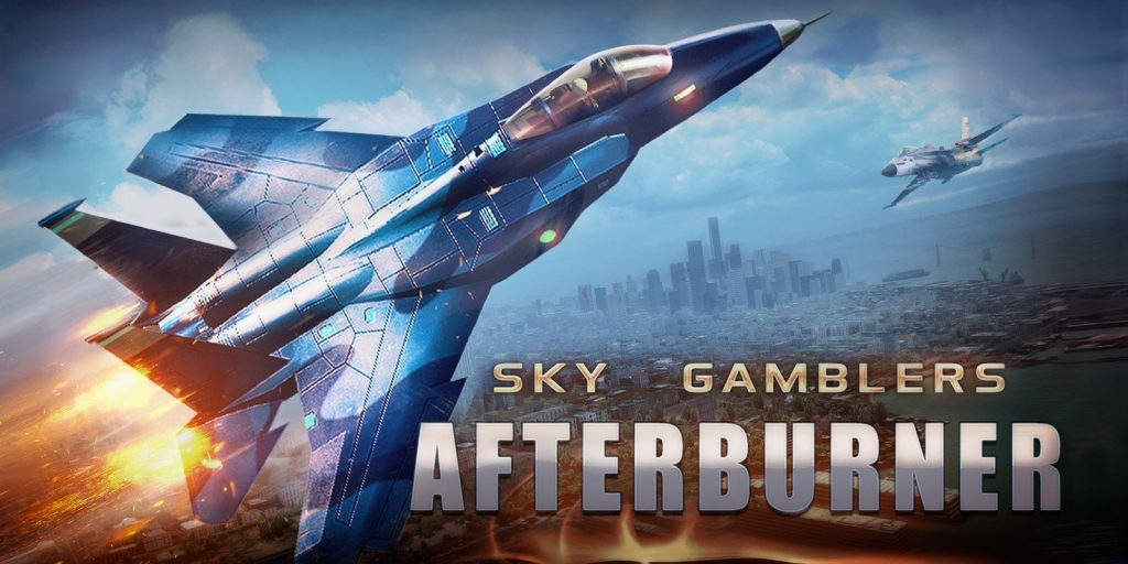 Sky Gamblers - Afterburner Nintendo Switch Review