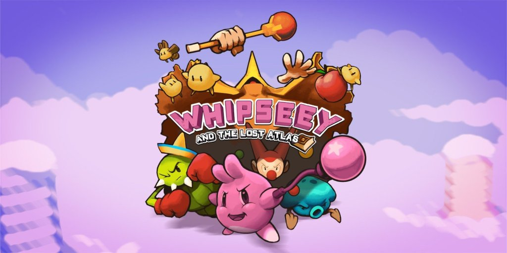 Whipseey and the Lost Atlas Nintendo Switch Review