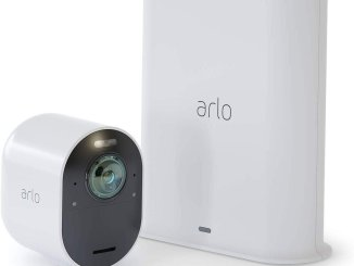 Arlo Ultra 4K HDR Security Camera Review