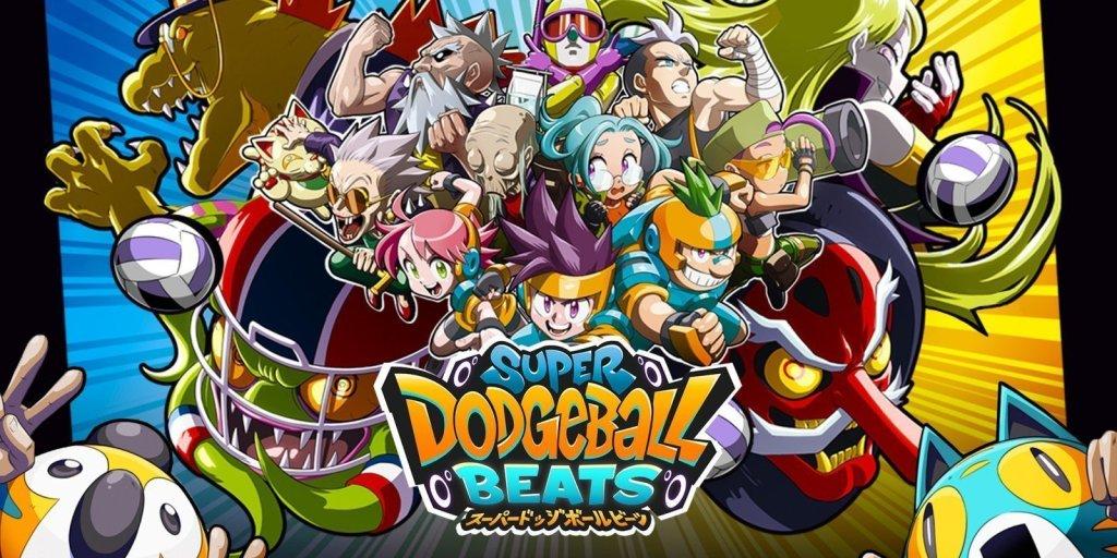 Super Dodgeball Beats Nintendo Switch Review