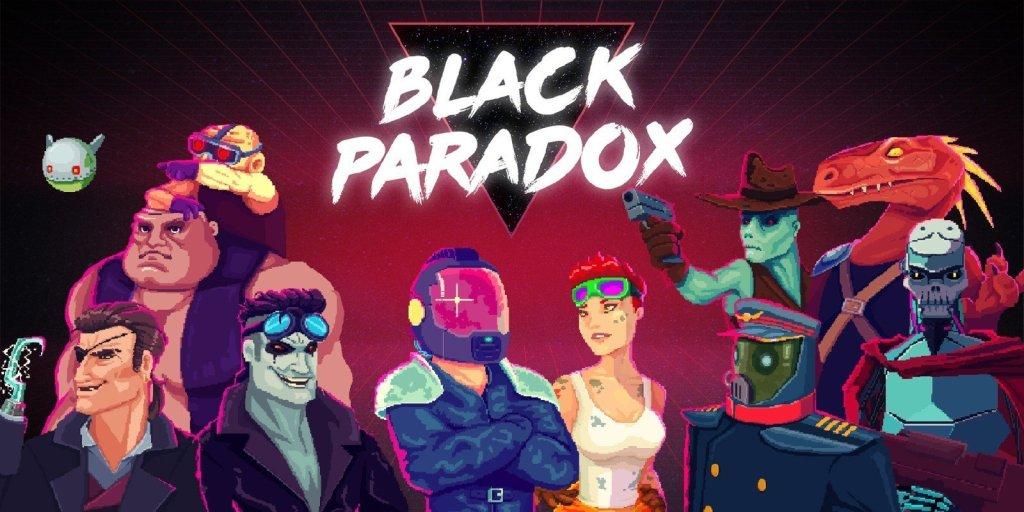 Black Paradox Nintendo Switch Review