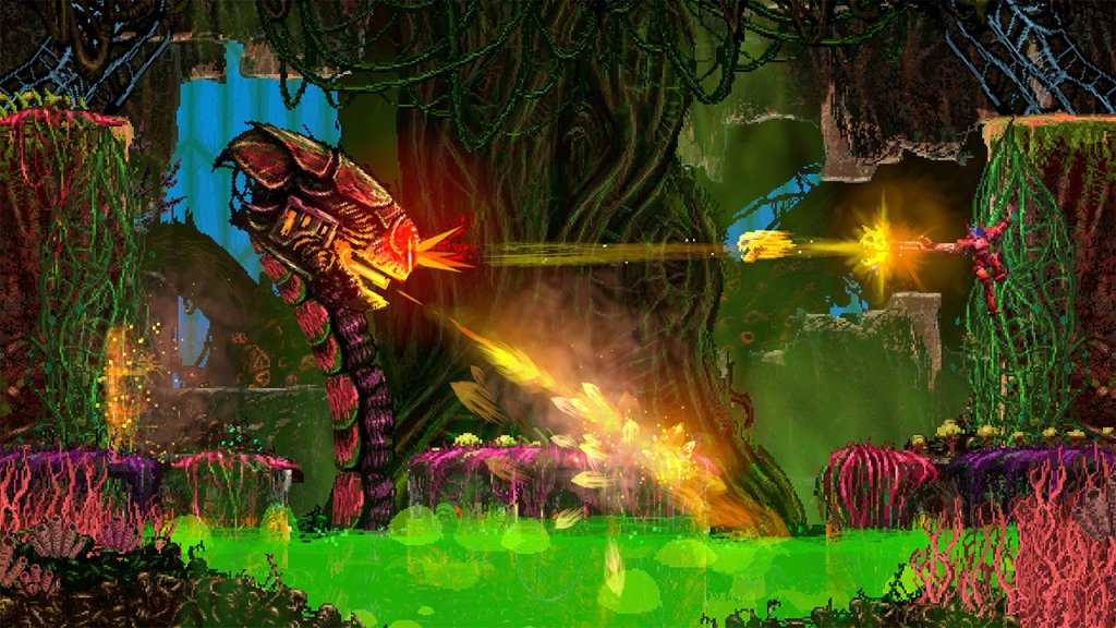 Valfaris Nintendo Switch Review