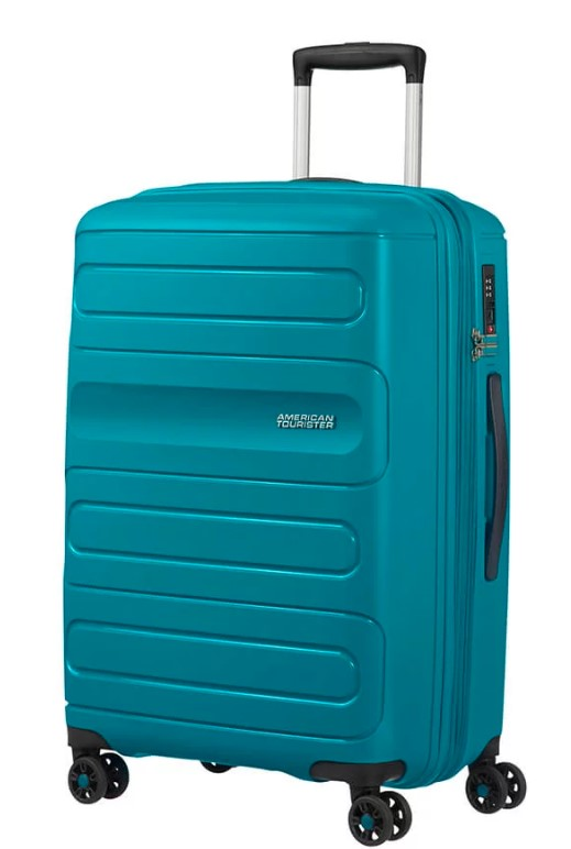 American Tourister Sunside Spinner 68cm Suitcase Lifestyle Review