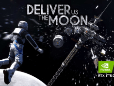 RTX is ON: Deliver Us The Moon Launches Out of This World Real-Time Ray Tracing Update
