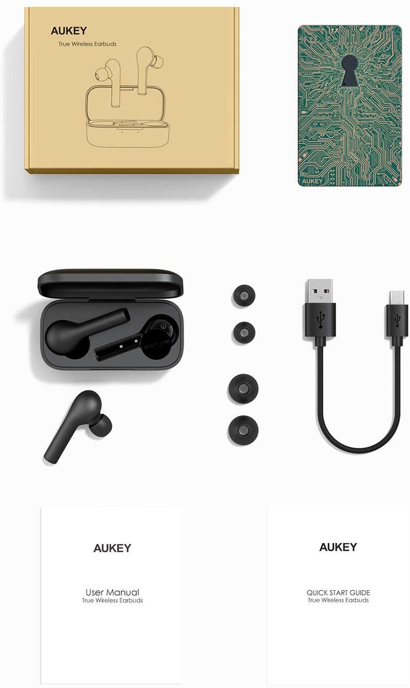 AUKEY EP-T21 Wireless Headphones
