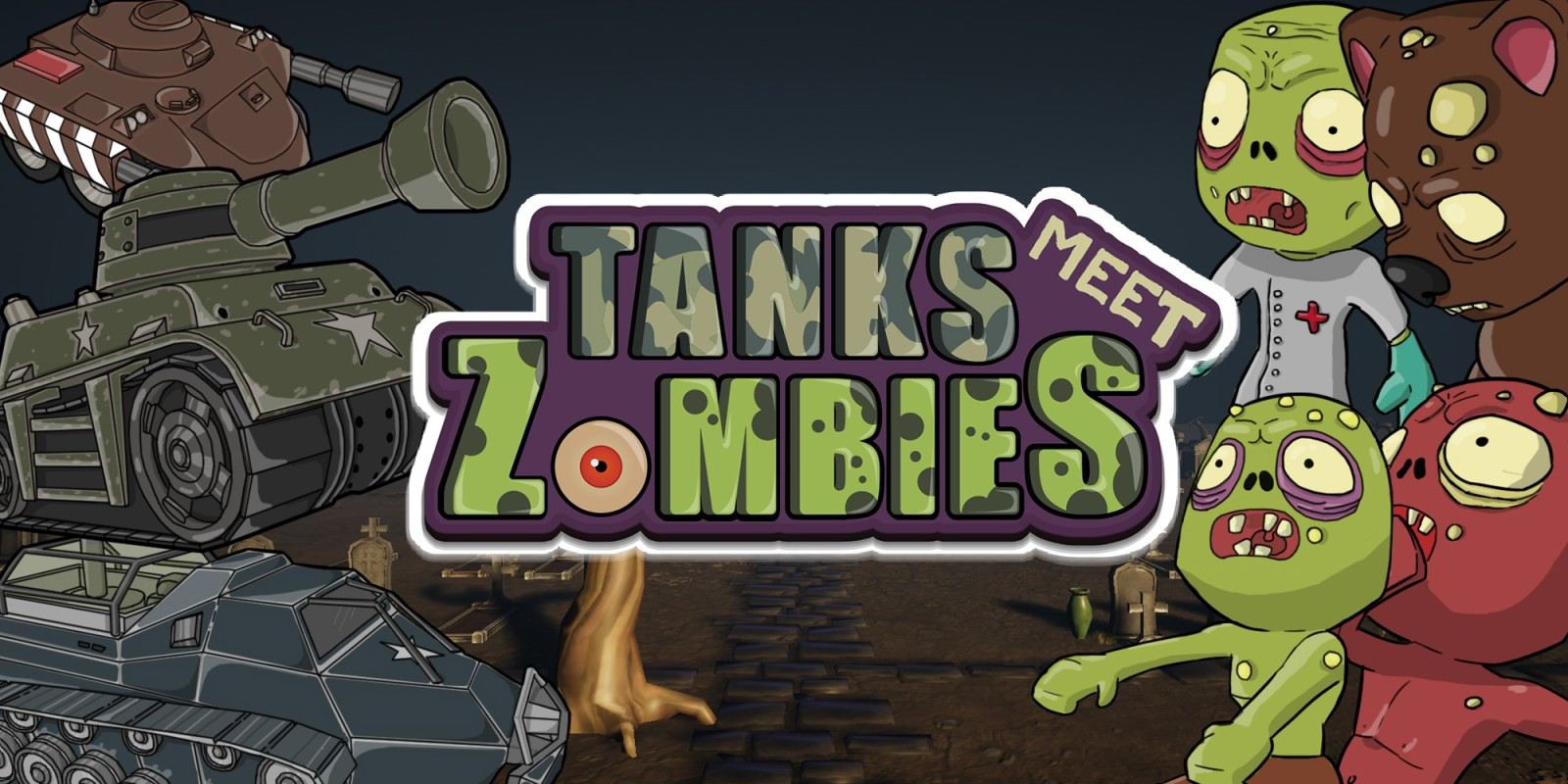 Tanks Meet Zombies Nintendo Switch Review
