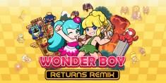 WONDER BOY RETURNS REMIX Nintendo Switch Review