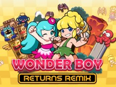 WONDER BOY RETURNS REMIX Nintendo Switch Review