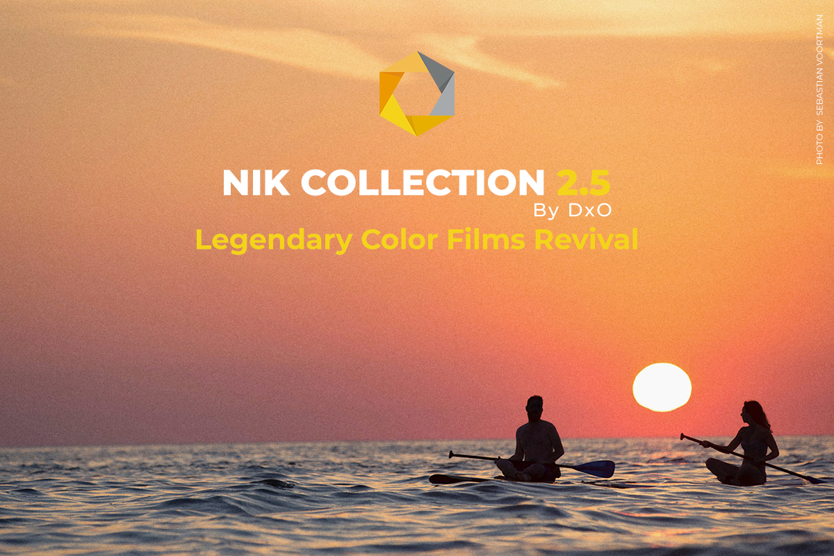 Nik Collection 2.5 By DxO Is Bringing Back The Golden Age Of Analog Colour Photography