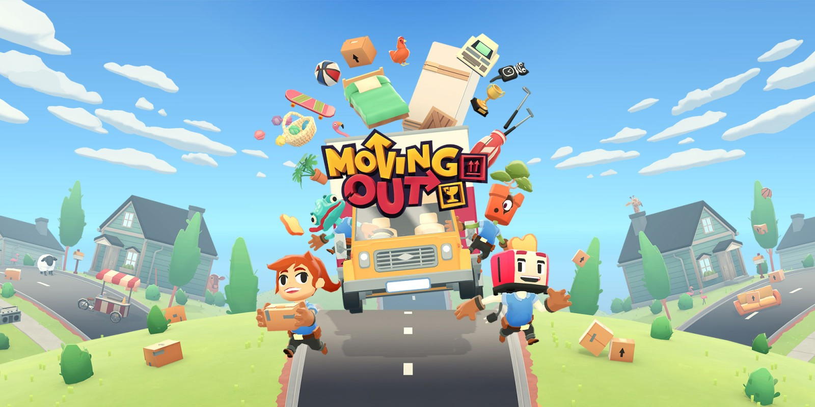 Moving Out Nintendo Switch Review