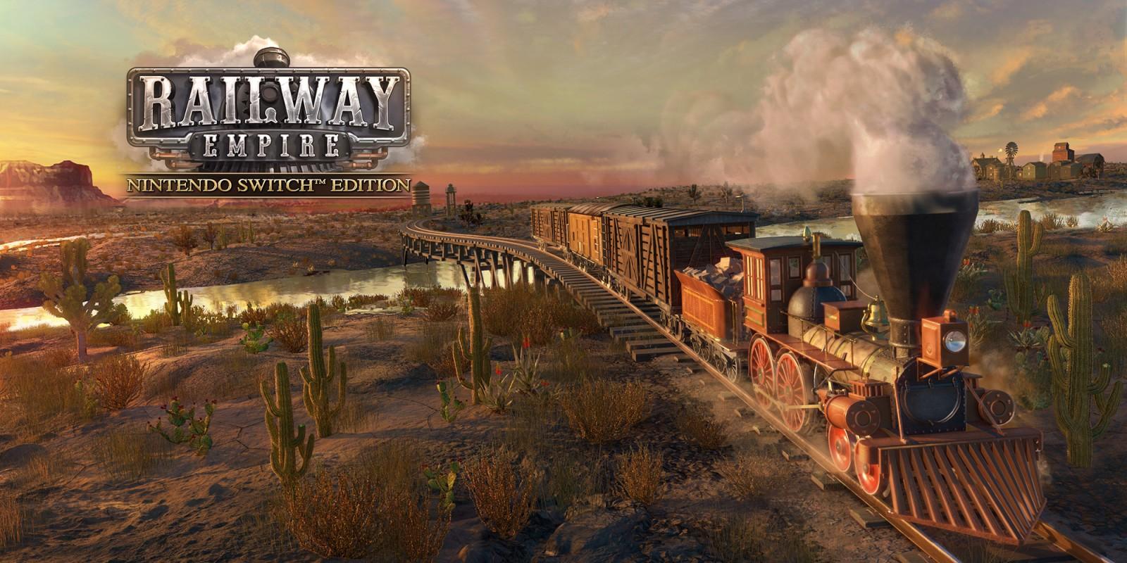 Railway Empire Nintendo Switch Review