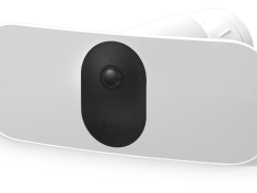 ARLO LAUNCHES THE WORLD'S FIRST WIRE-FREE FLOODLIGHT CAMERA