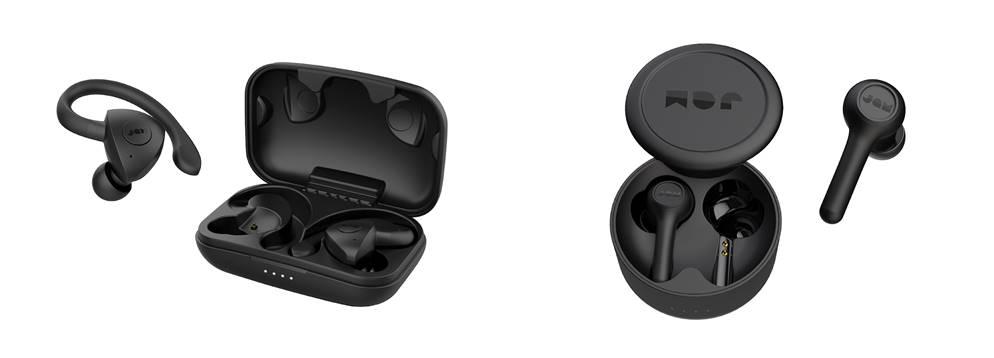 JAM Audio launches TWS Athlete and TWS Exec earbuds