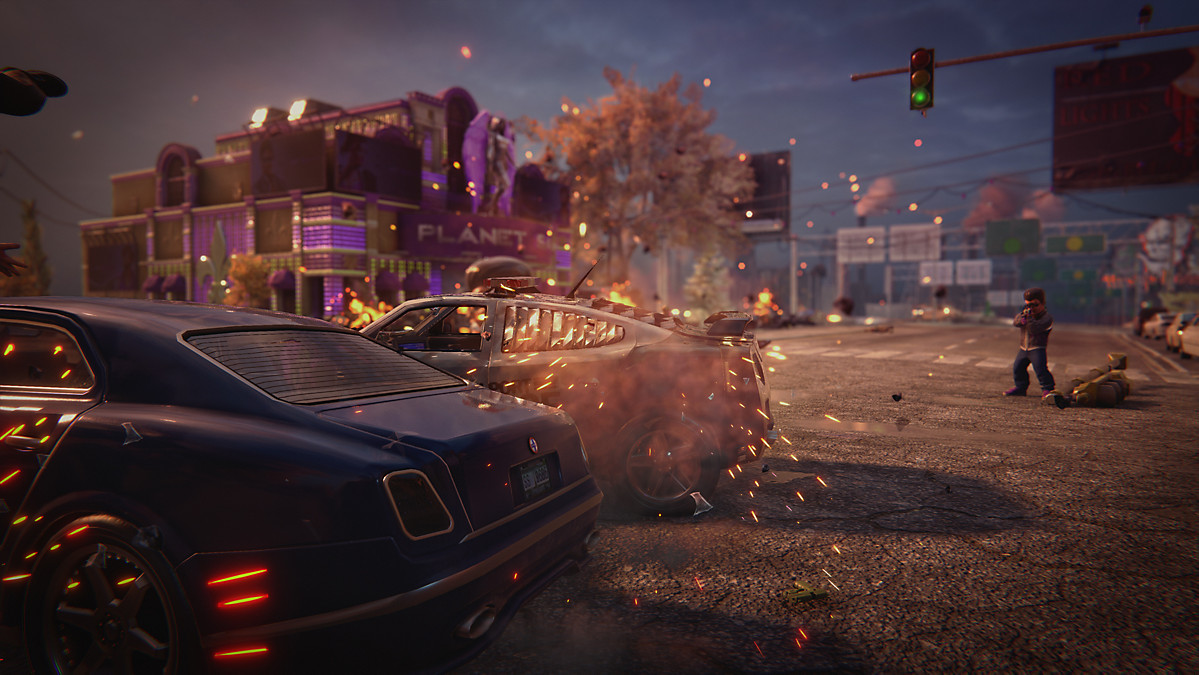 Saints Row: The Third - Remastered PS4 Review