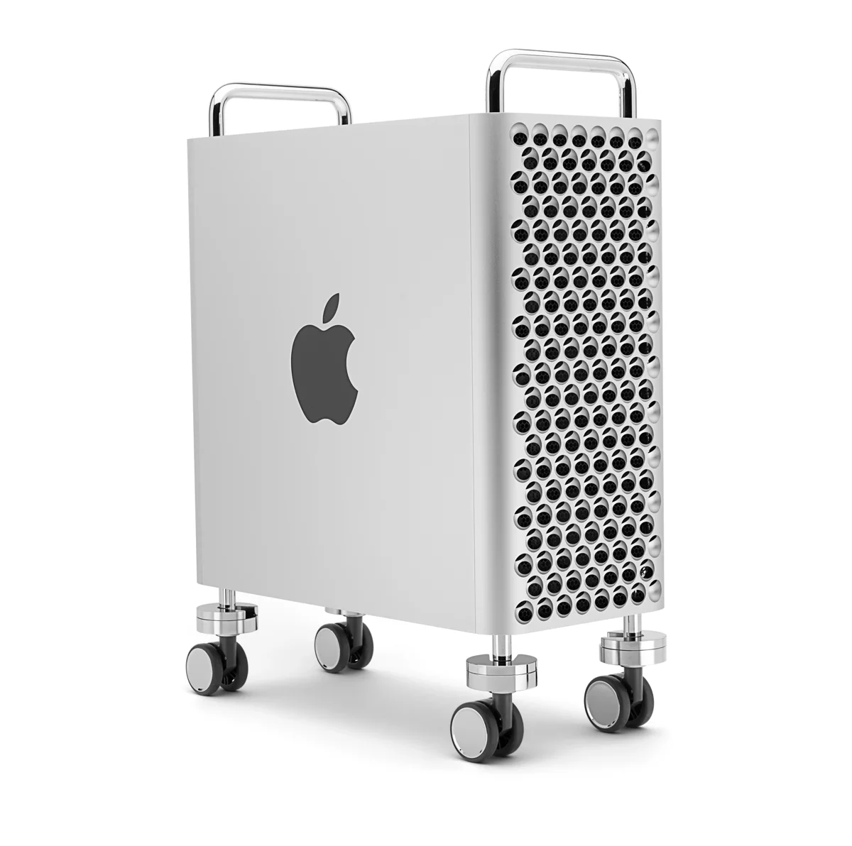 OWC Raises the Bar on 2019 Mac Pro Upgrades with Inspired New Wheels Kit