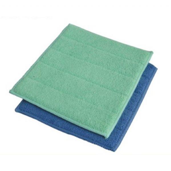 Lynsey Queen of Clean Microfibre Sponge Cloth 4pk