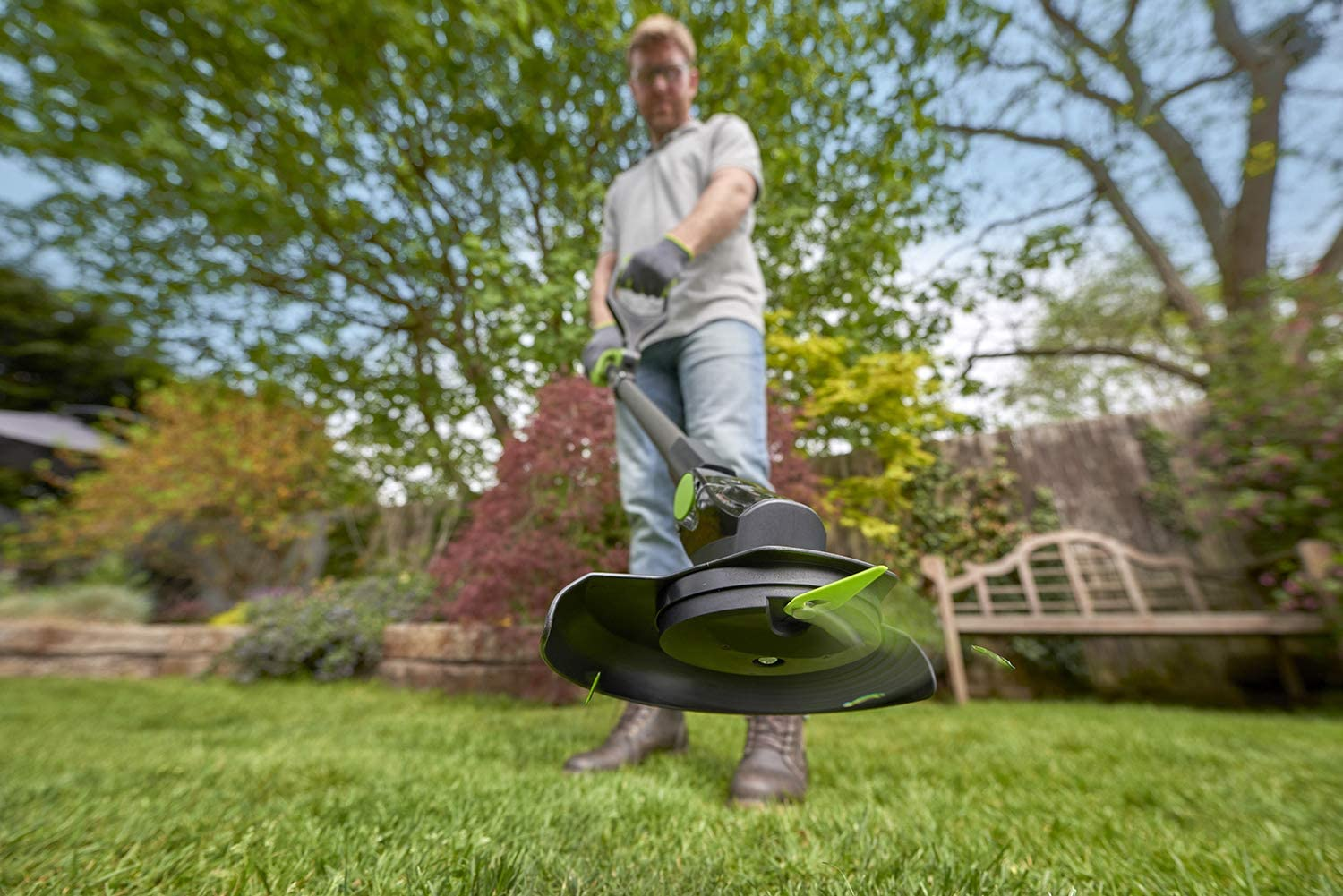 Gtech Cordless Grass Trimmer GT 4.0 Review