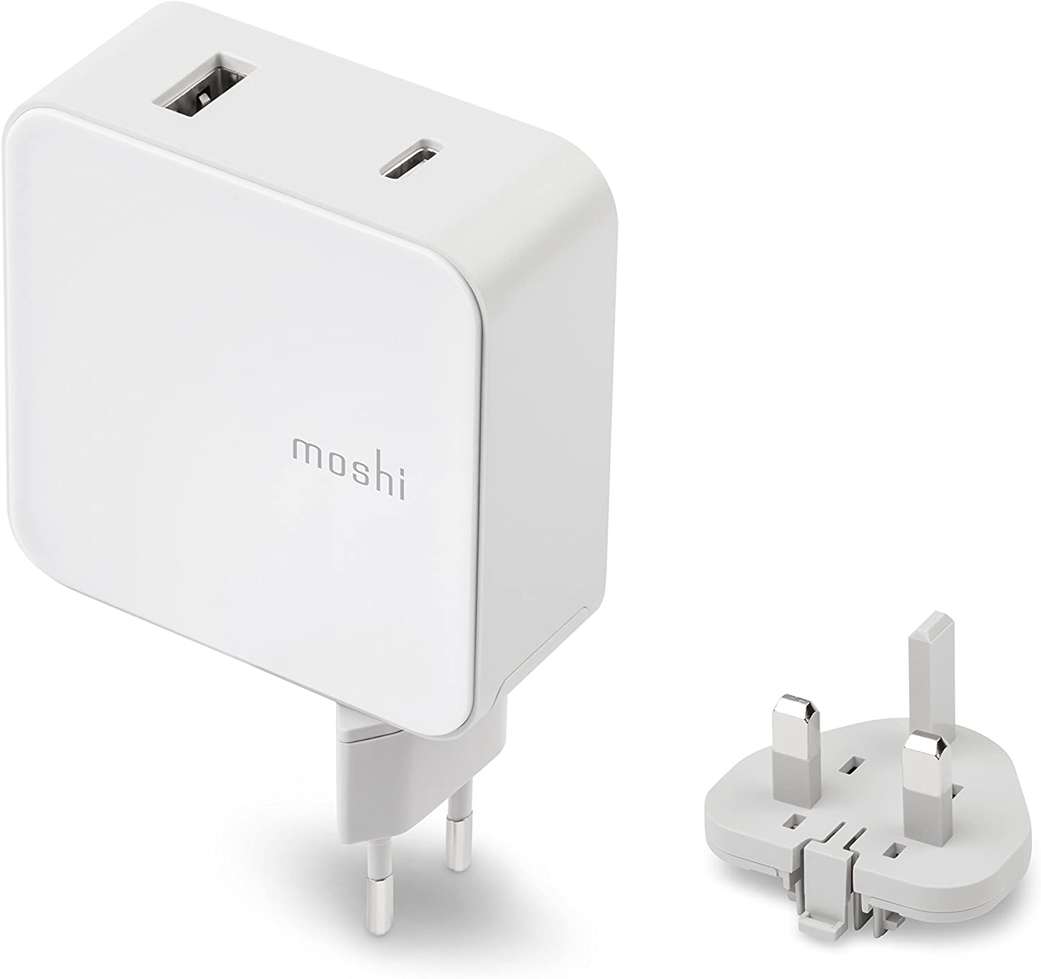 Moshi ProGeo USB-C Wall Charger Review