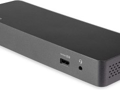 StarTech.com TB3CDK2DPUE Thunderbolt 3 Dock Review