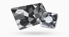 Tile's Limited Edition Bluetooth trackers, the perfect personalised Christmas gift