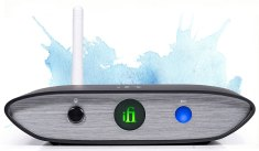 iFi Audio ZEN Blue High-Resolution Wireless Streamer Review