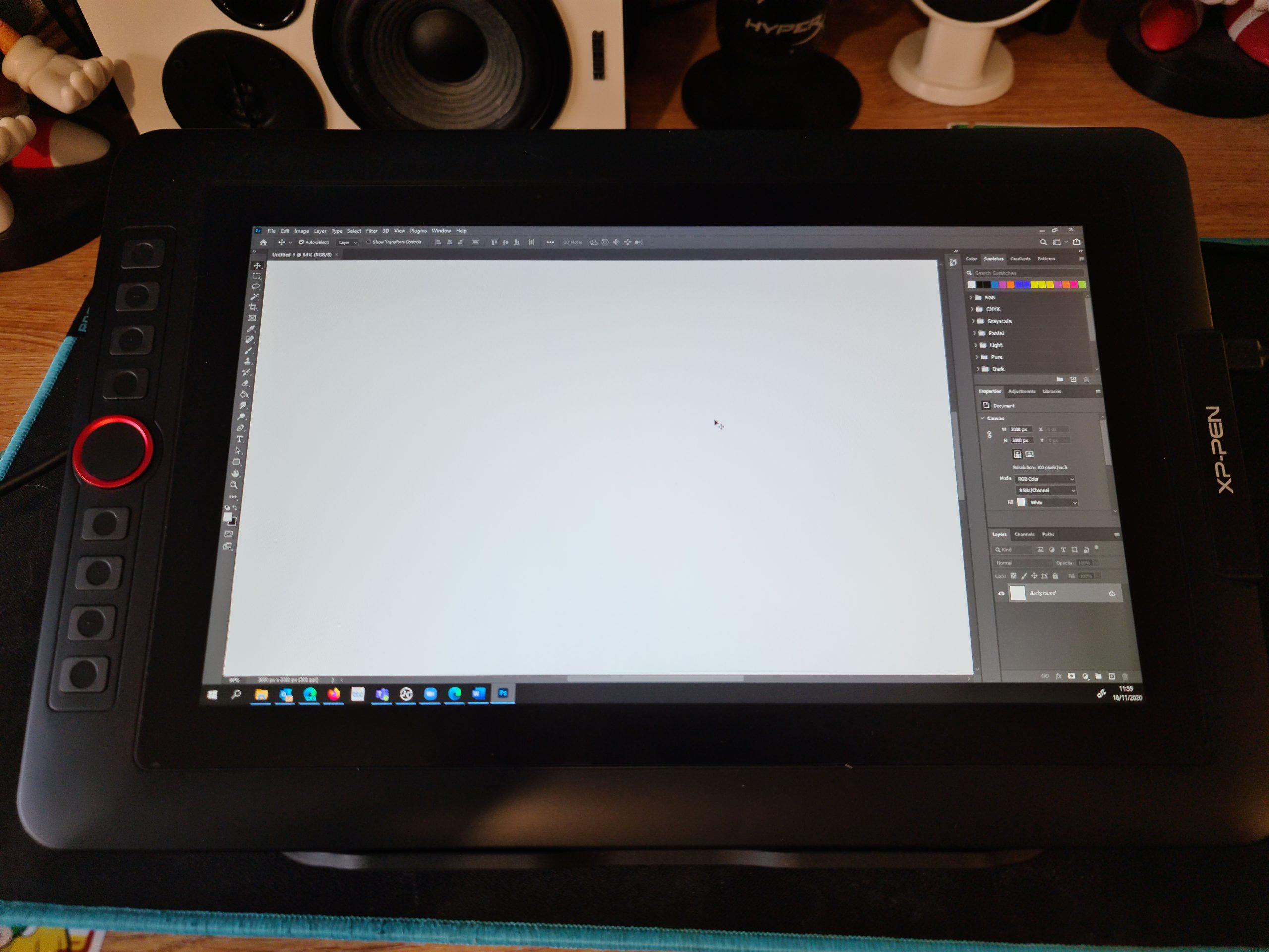 XP-PEN Artist Display 13.3 Pro Review