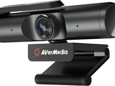 AVerMedia Launches the Live Streamer CAM 513 webcam with CamEngine AI motion tracking