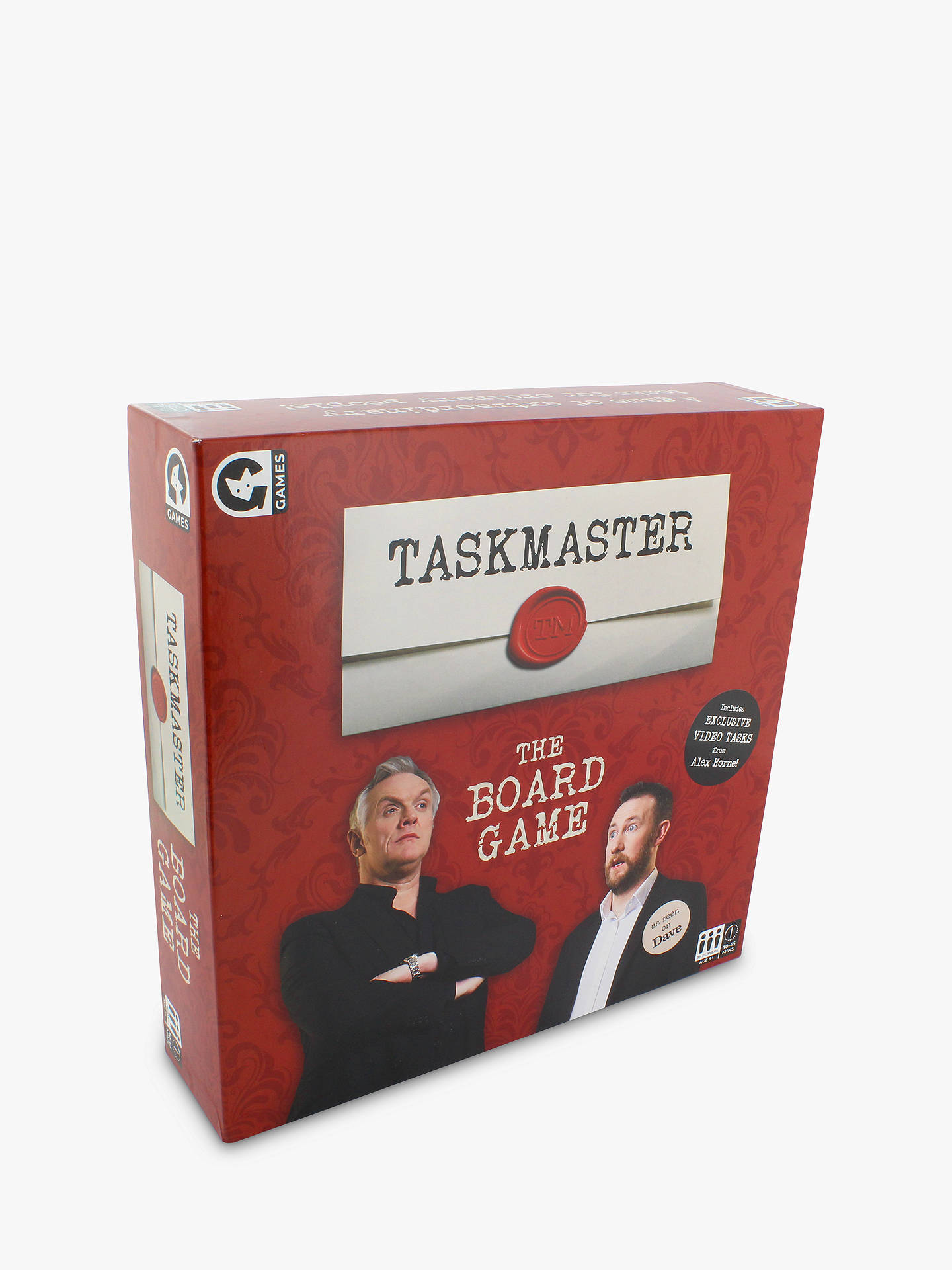 Taskmaster the Board Game Review