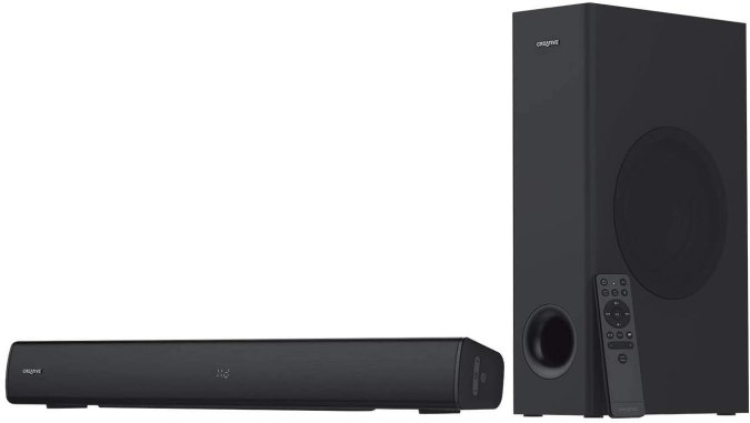 Creative Stage V2 2.1 Soundbar Review