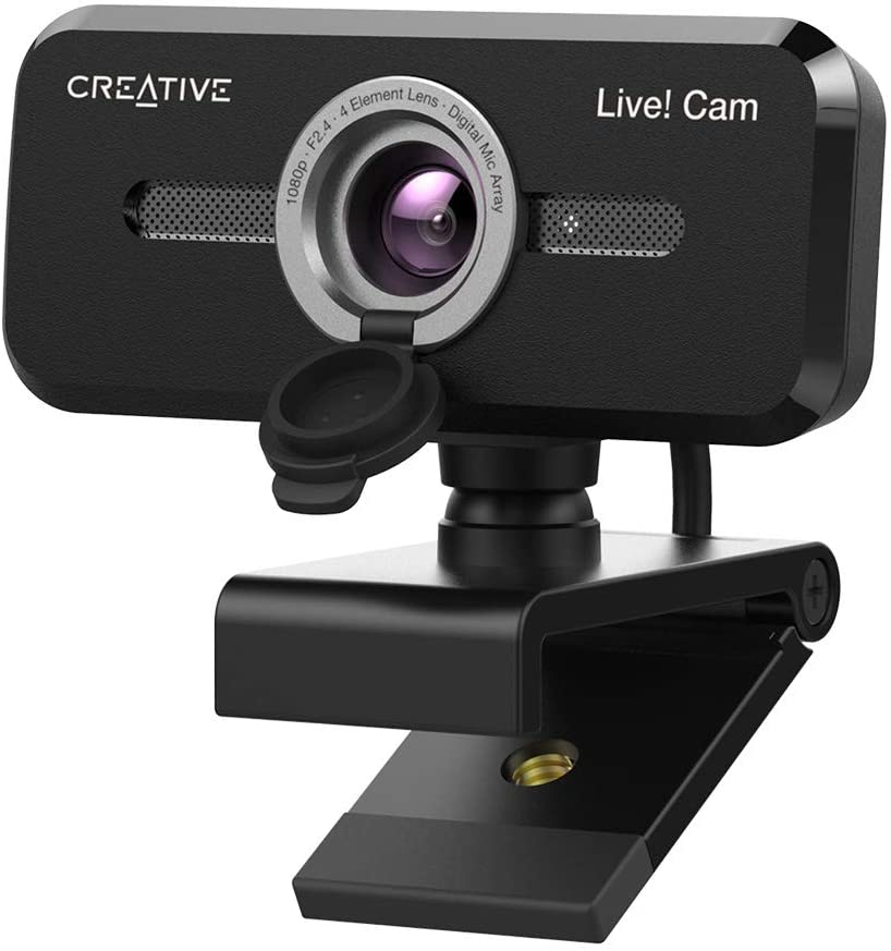 Creative Live! Cam Sync 1080p V2 Full HD Webcam Review