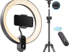 TaoTronics 12'' Selfie Ring Light Review