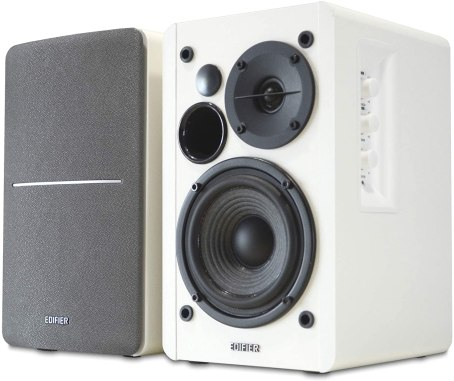 Edifier White R1280T Active Bookshelf Speakers Review