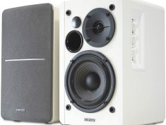 Edifier White R1280T Active Bookshelf Speakers Review
